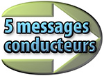 AT : 5 messages conducteurs. R. Martens, 2014